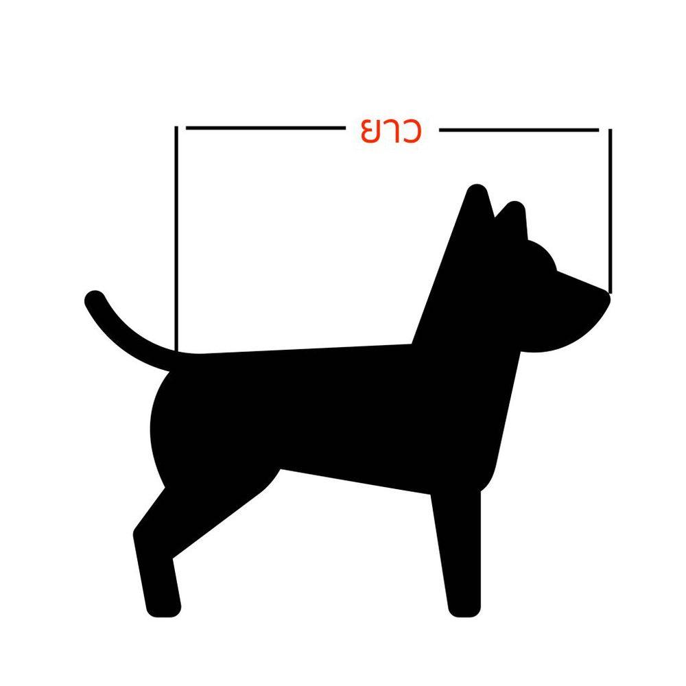 วิธีวัดความยาวช่วงตัวน้องหมา